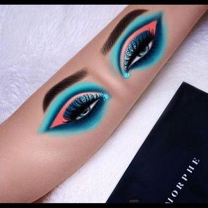 Morphe Makeup - 🌈Morphe 35H hot spot palette NWT 🌈